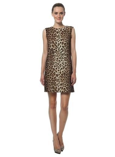 Moschino Cheap & Chic Elbise Renkli